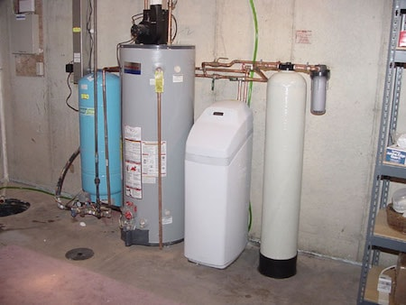 Water Softener Cost